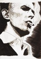 The Thin White Duke by TheGeef