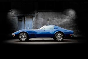 1970 Stingray_I by theCrow65