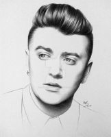 Sam Smith by FromPencil2Paper