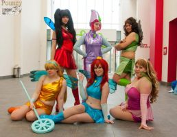 Winx Club 1 by BexiBeans