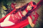 Scarlet Witch by Shermie-Cosplay
