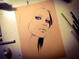 WIP by PixieCold