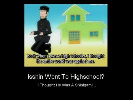 Isshin... Highschool? by gin-vs-aizen