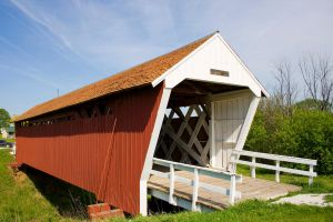 Imes Covered Bridge by cthacker