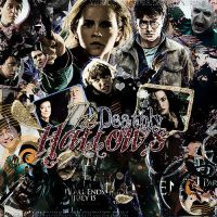 Blend The Deathly Hallows by YuriDementors
