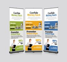 Education Banners Template by Designhub719
