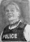 Drawing Gibbs 2 NCIS by wylie-schatz