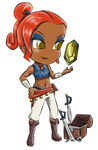 Chibi Nerin by athorment