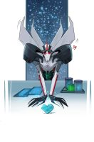 Starscream by Shamba999