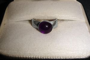 Hand Made Ring by josiahbrooks