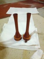 Candle Stick Holders by StuffyMcbPb