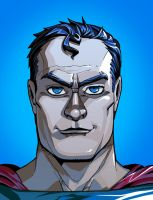 Super Interessante - Herois - SuperMan by zsabreuser