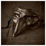 Live mask black by adnrey