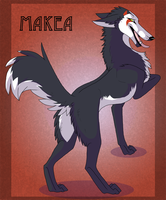 .: - Makea - :. by desertfox04