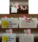 DoctorPie Bookmark Examples by ssumppg