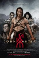 John Carter Movie Poster by bpenaud