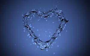 Waterheart by fission1