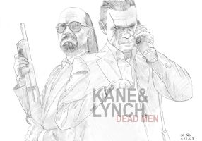 Kane and Lynch, down-and-dirty by No-one-o1