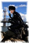 Catwoman: The World is Mine by OscarC-Photography