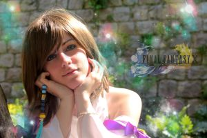 Yuna - Final Fantasy X by YunaB-Rabbit