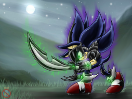 Nocturne Sonic: Rising by shadowhatesomochao