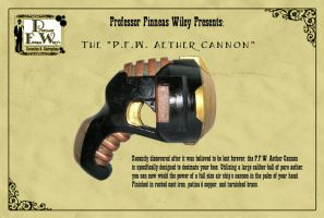 The P.F.W. Aether Cannon by davincisghost