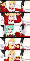 Ghost Stories told by Len by KigiminLen