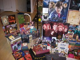 Harry Potter collection by KiSm15