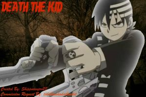 Death the Kid by Shippudenpro28