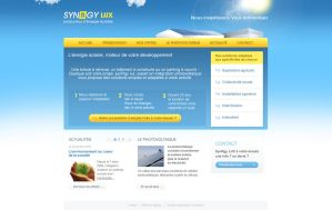 synRgy Lux Website by sizer92