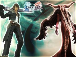 DISSIDIA 8 by LoveLoki