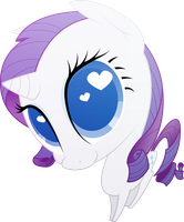 Fisheye Rarity by Emkay-MLP