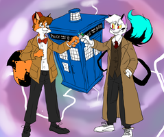 Doctor Who Cosplay by Metal-Kitty