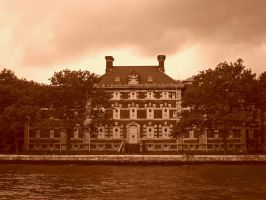 Ellis Island by Yve4882
