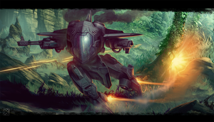::jungle warfare:: by sangheili117