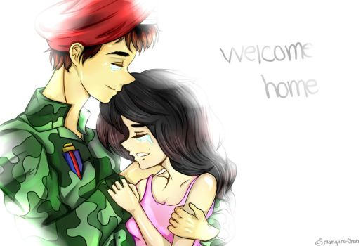 Welcome by Manglina-Chan