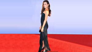 Cote De Pablo Red Carpet 1 by Dave-Daring