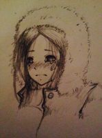 Sketch by Rococo-chan