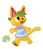 ACNL-Tangy by rosa-pegasus