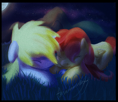 Possibly done commission-Is it too dark? by Amura-Of-Jupiter