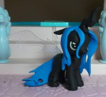 My Little Pony custom Baby Queen Chrysalis by SanadaOokmai