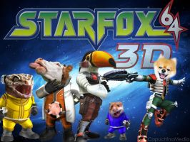Star Fox Spoof for IGN by CapuchinoMedia