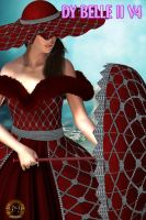 DY BELLE II for V4 by DiYanira
