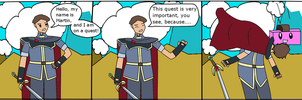 Comic 1 - Introduction by bws2cool