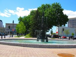Public Square Watertown NY 016 by Joseph-Sweet-Stock