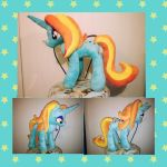 Sassy Saddles Plush by Ask-ThePonyQueen
