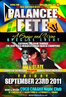 Palancee Fete Flyer by AnotherBcreation