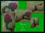 .:Rose and Vine:. by Silver-TailedHawk