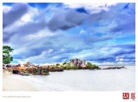 Lubuk Beach IV by perfectSky
