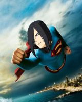 Super Orochimaru by moonrakerone